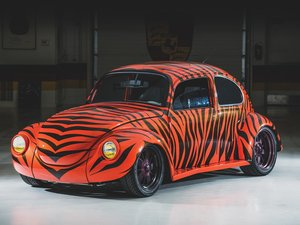 """1971 Volkswagen Beetle """"Jungle Bug""""  For Sale by Auction"""