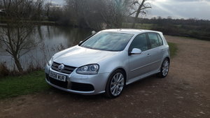 VW GOLF R32 2008 AUTOMATIC 5 DOOR LAST EDITION For Sale