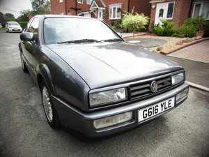 1989 VW Corrado 1.8i 16v Beautiful New MOT HPI Clear For Sale