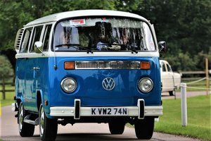 1975 VW Camper usa import tin top 2.0 fi