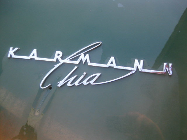 VW Karmann Ghia cabrio Model 1969 For Sale (picture 6 of 6)