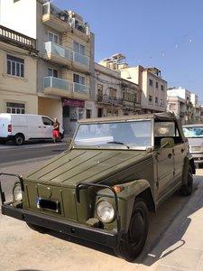 1970 Military VW 181 Trekker/Thing