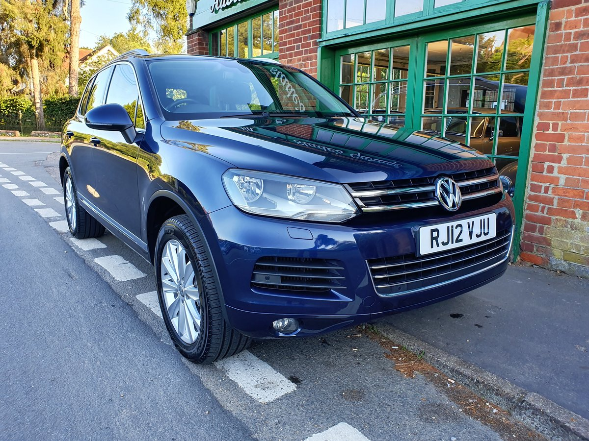 2012 Volkswagen Touareg V6 SE  SOLD (picture 2 of 6)