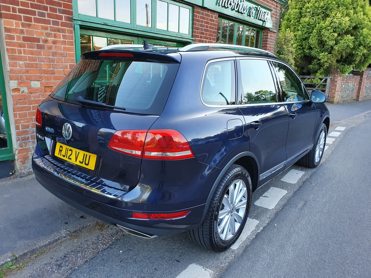 2012 Volkswagen Touareg V6 SE  SOLD (picture 3 of 6)