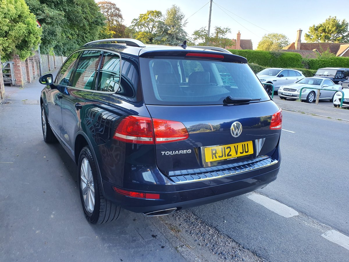 2012 Volkswagen Touareg V6 SE  SOLD (picture 4 of 6)