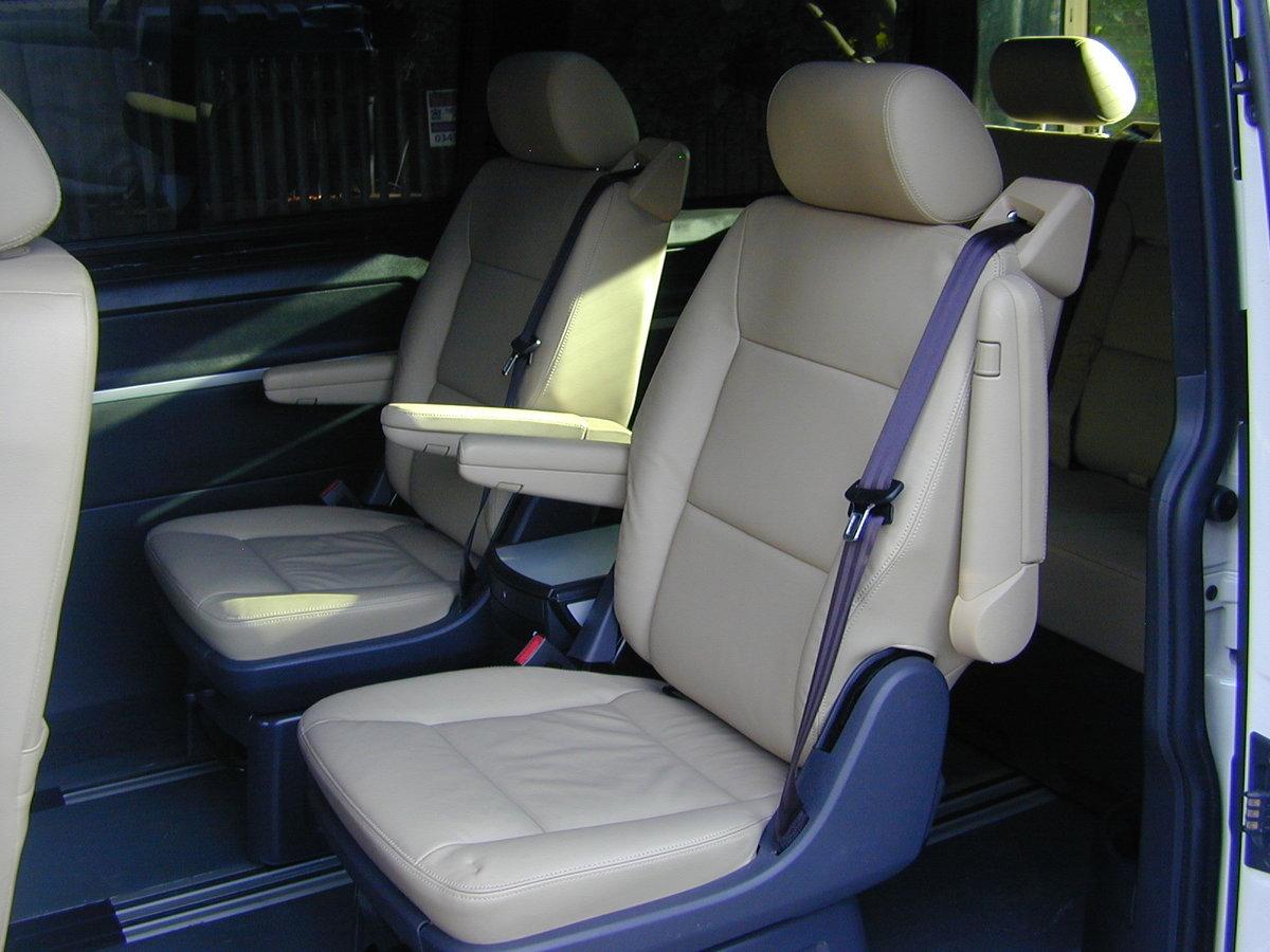 2107 VW TRANSPORTER T6 T28 2.0 TDi - DAY VAN / MULTIVAN - HI SPEC For Sale (picture 5 of 6)