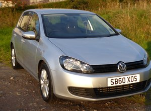 2011 Volkswagen Golf with VW service history & long MOT For Sale