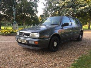 1997 Volkswagen Golf 1.4 Mk3 57000 miles full history