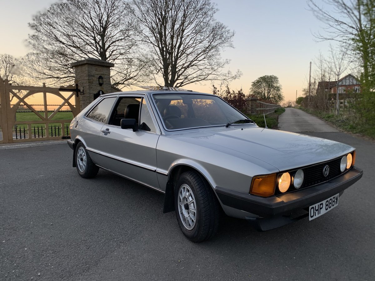 1980 Mk1 VW Scirocco 1600 GLi  Very Rare Original  SOLD (picture 1 of 6)