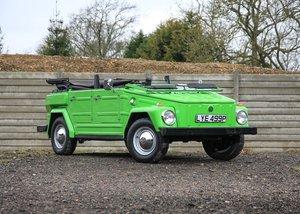 1975 Volkswagen Trekker (Type 182) RHD For Sale
