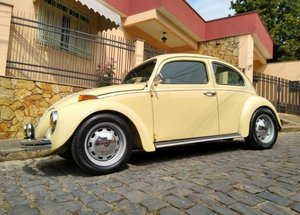 1970 Beetle Fuel Injection