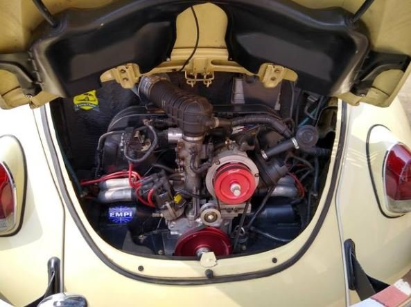 1970 Beetle Fuel Injection For Sale (picture 2 of 6)