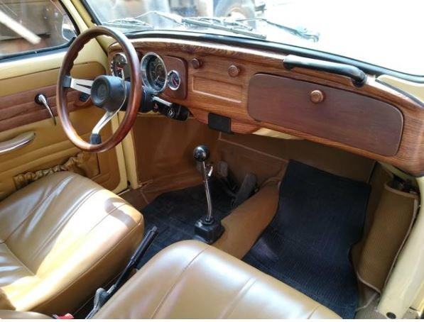 1970 Beetle Fuel Injection For Sale (picture 5 of 6)