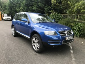 2006 VW Touareg Unique lhd  For Sale
