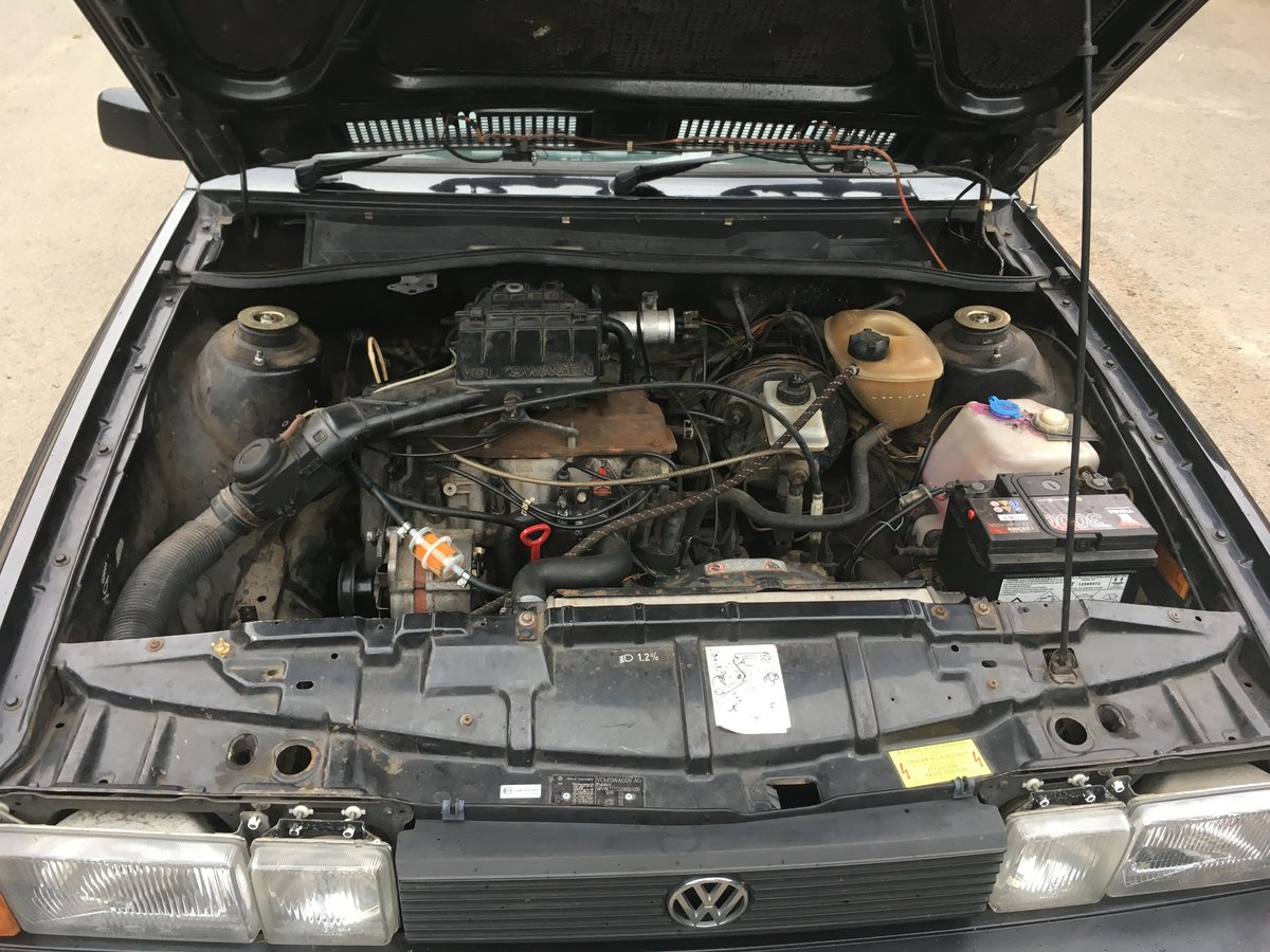 1992 VW Scirocco gt2 For Sale (picture 4 of 6)