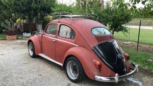1957 Vw Beetle Oval window 6V Ratlook project or restor For Sale