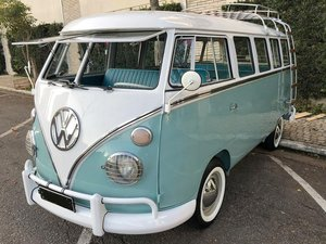1973 AAA restored VW T1 split window bus For Sale
