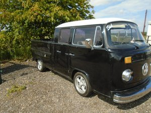 1977 Rare VW camper pick up For Sale