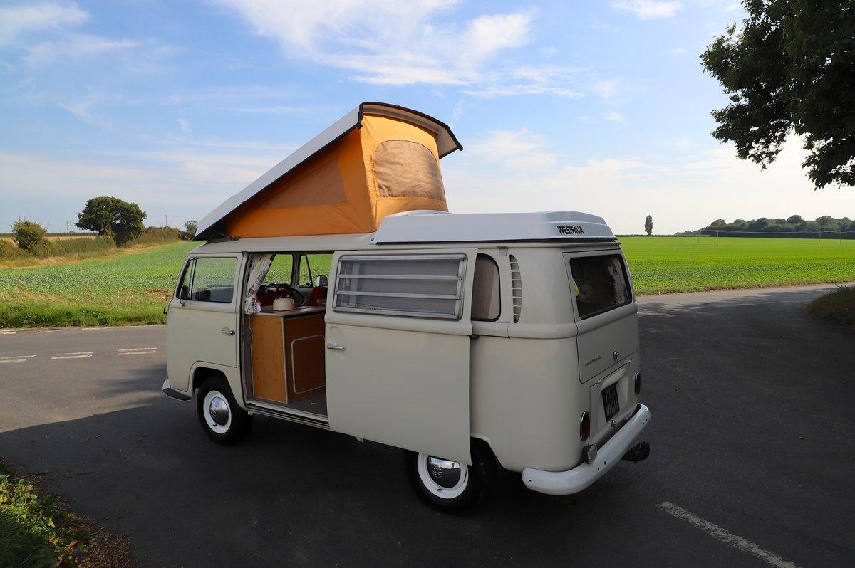 1969 VW Bay Window T2 Westfalia Camper Van – RHD For Sale (picture 2 of 6)