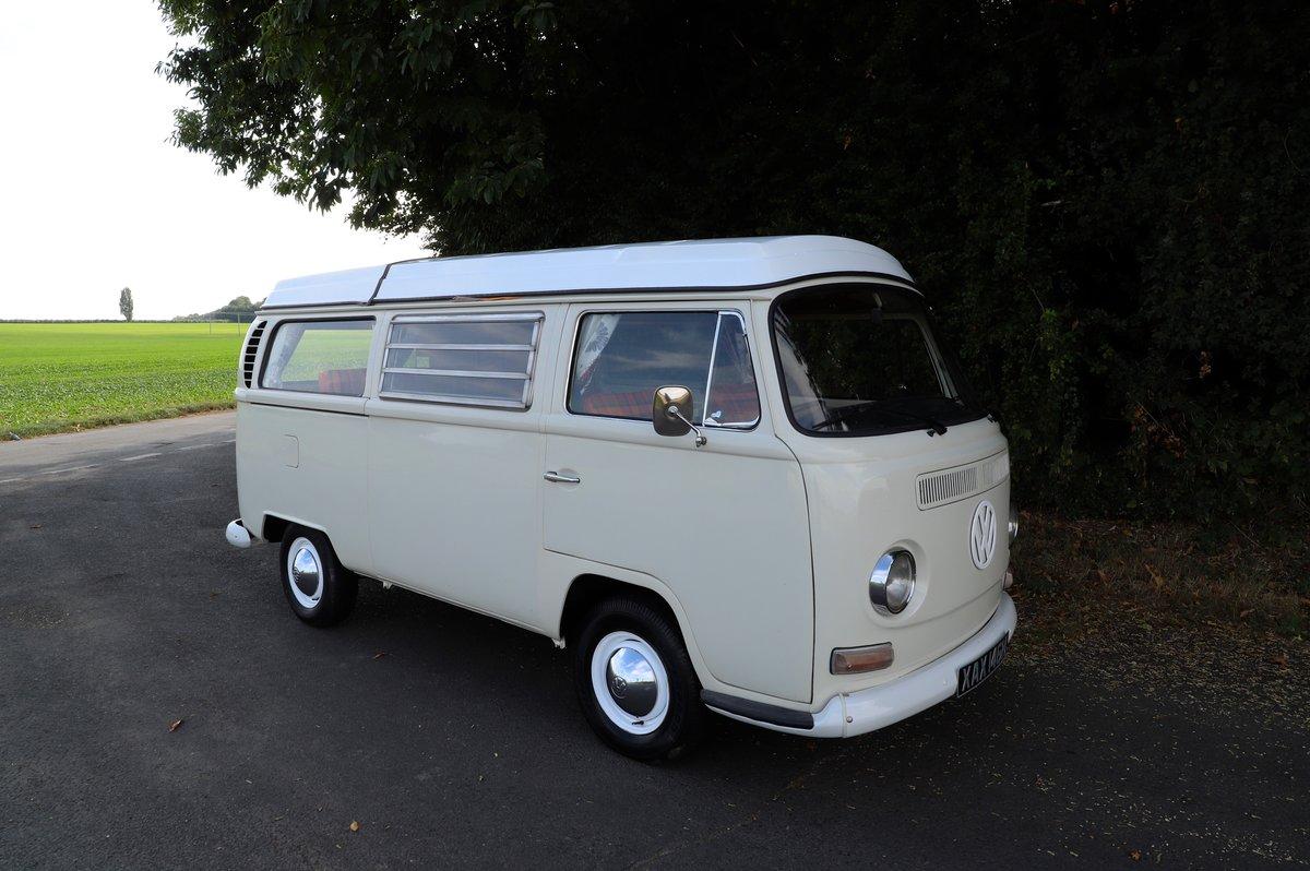 1969 VW Bay Window T2 Westfalia Camper Van – RHD For Sale (picture 3 of 6)