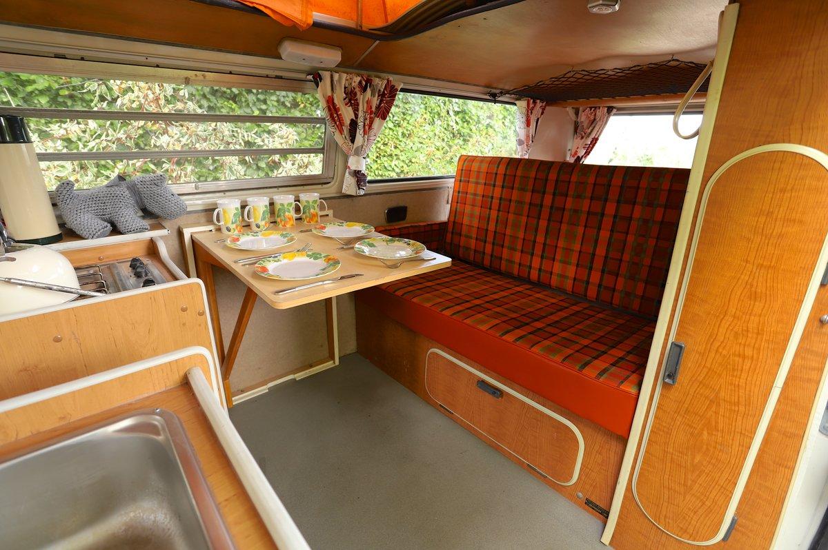 1969 VW Bay Window T2 Westfalia Camper Van – RHD For Sale (picture 6 of 6)