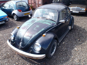 1972 Vw beetle DEPOSIT TAKEN SUBJECT TO FULL PAYMENT