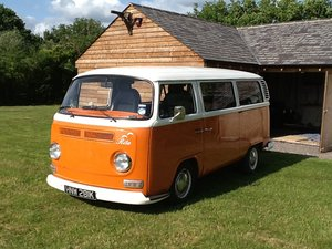 VW T2 bay campervan For Sale