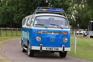 1975 VW Camper California  tin top T4 2.0 fuel inject.