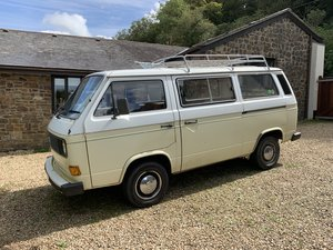 1981 VW T25 Microbus For Sale