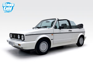 Picture of 1991 VW Golf Clipper Cabriolet SOLD