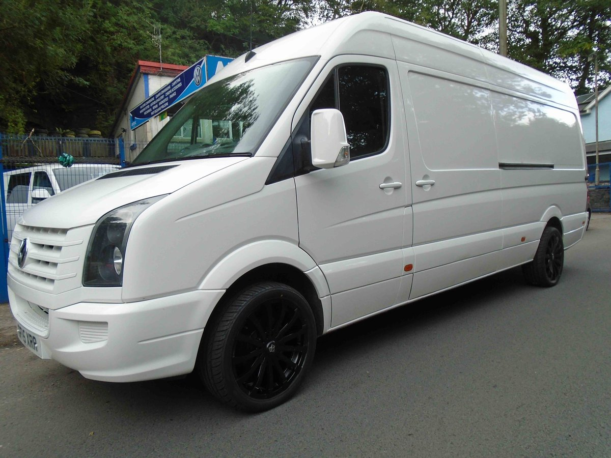 2015 15 VW CRAFTER 2.0 TDI 136BHP LWB HI ROOF For Sale (picture 1 of 6)