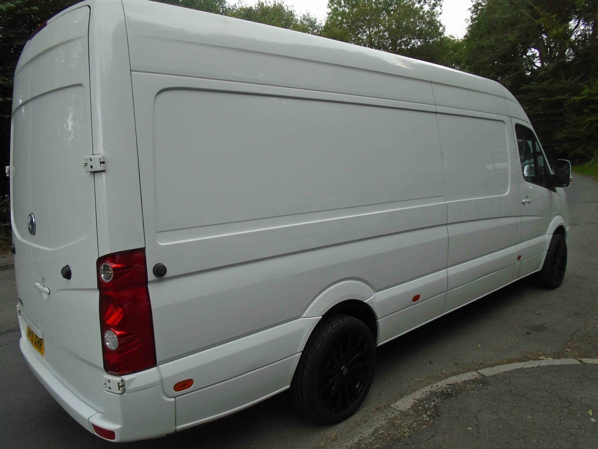 2015 15 VW CRAFTER 2.0 TDI 136BHP LWB HI ROOF For Sale (picture 6 of 6)