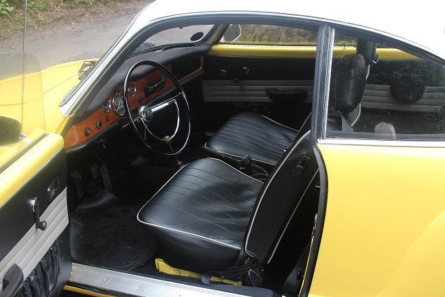 1970 VW Karmann Ghia LHD For Sale (picture 4 of 6)