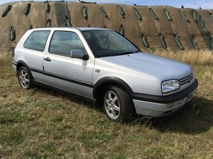 1994 VW GOLF MK3 GTI 16V 3dr sunroof 12 service stamps For Sale