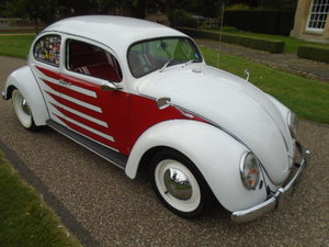 1967 VW Beetle 1500, custom chopped roof.  For Sale