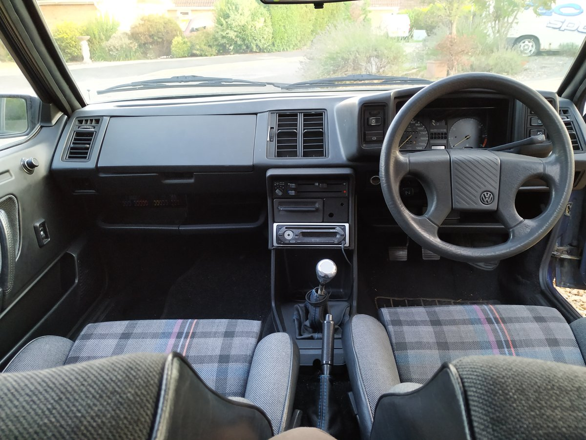 1992 VW Scirocco MK2 GT SOLD (picture 5 of 6)