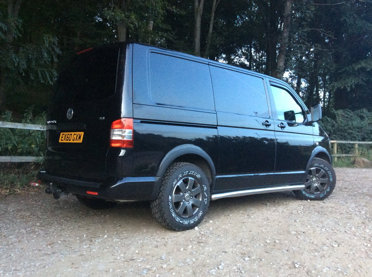 2010 VW Transporter 140bhp 6spd For Sale (picture 1 of 6)