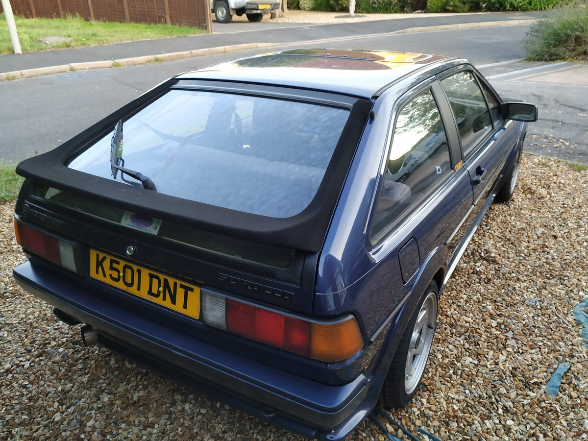 1992 VW Scirocco MK2 GT SOLD (picture 6 of 6)