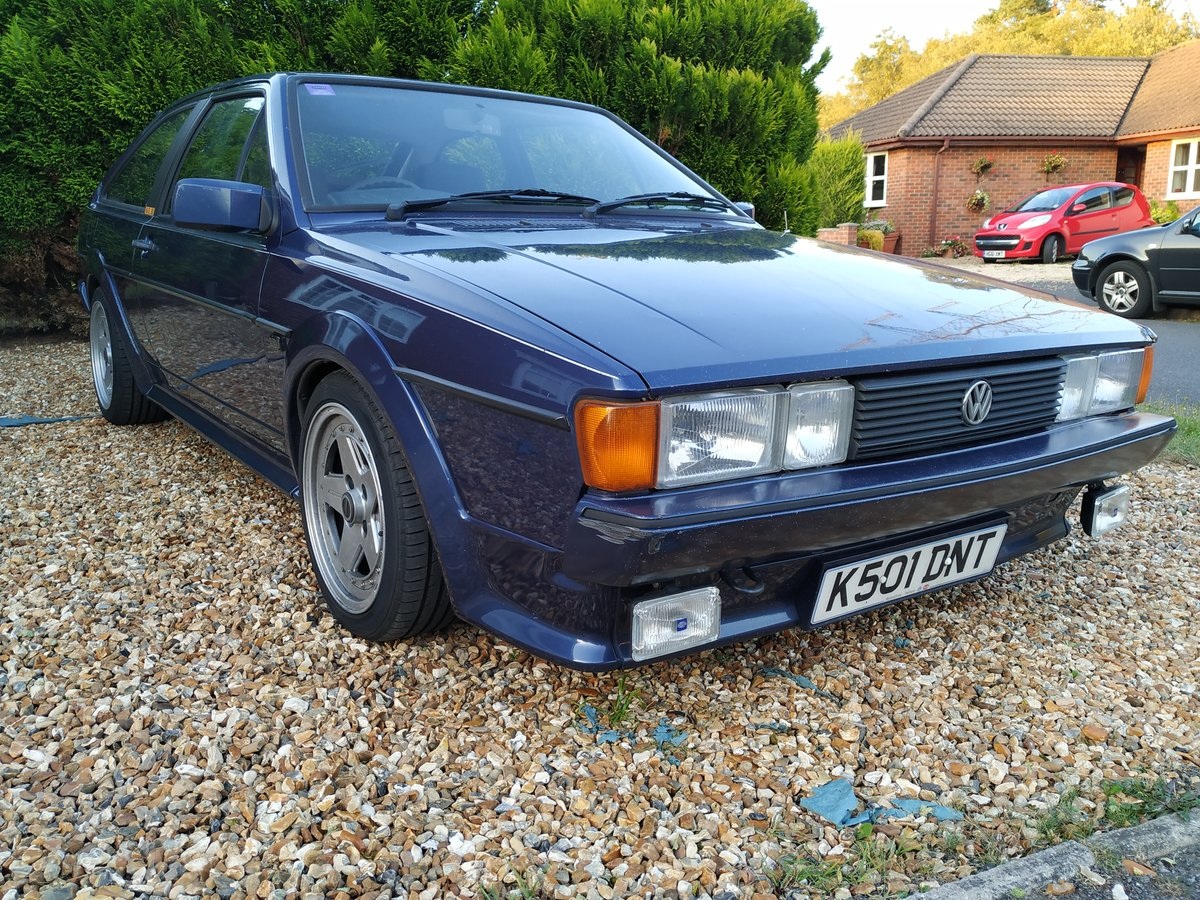 1992 VW Scirocco MK2 GT SOLD (picture 1 of 6)