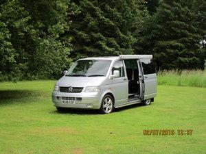 2006 Volkswagen T5 Camper Van 2.5 Litre