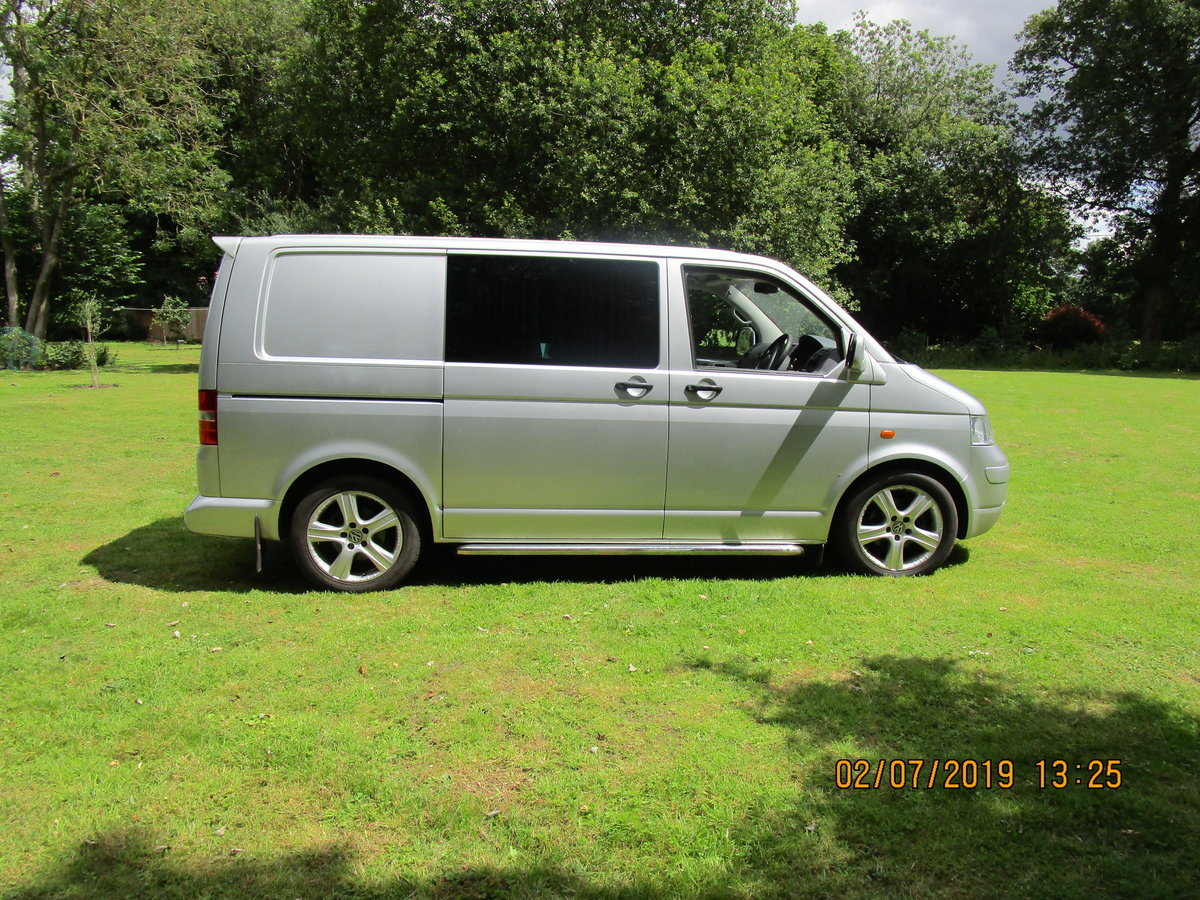 2006 Volkswagen T5 Camper Van 2.5 Litre  For Sale (picture 2 of 6)