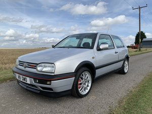 1996 Volkswagen Golf 2.0 16v GTI 20th anniversary 1/150 For Sale