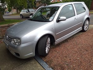 2003 GOLF R32 MK4  For Sale