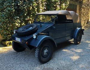 1943 Fascinating veicle genesis of Porsche For Sale