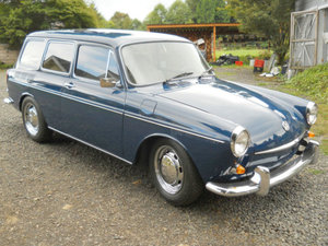 1967 Volkswagen Type 3 Squareback 12 Sep 2019 For Sale by Auction