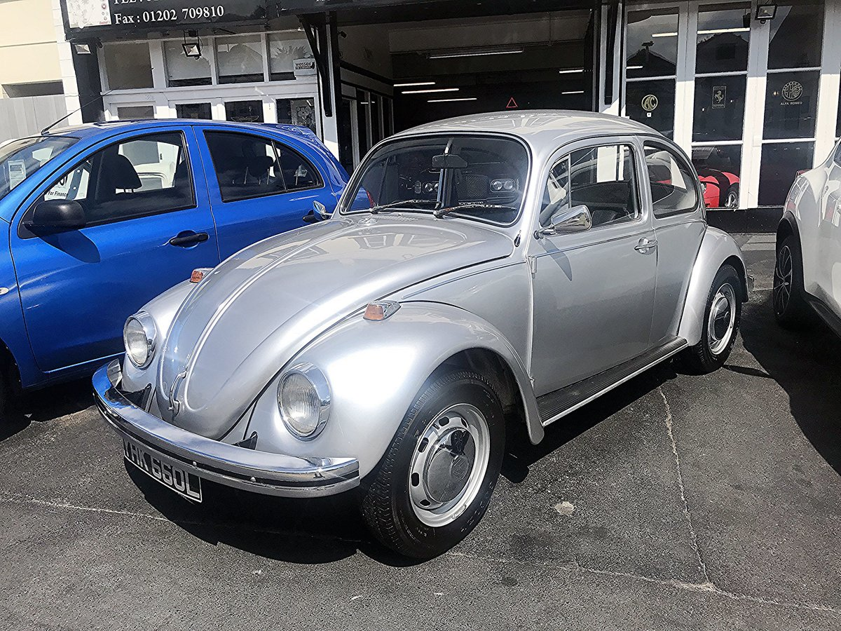 1972 VW BEETLE 1300 DELUXE SALOON For Sale (picture 4 of 4)