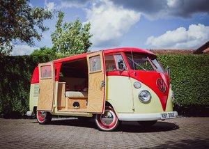 1967 Volkswagen Sundial Camper Van SOLD by Auction