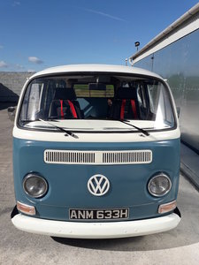 1969 VW T2 EARLY BAY R/H/D