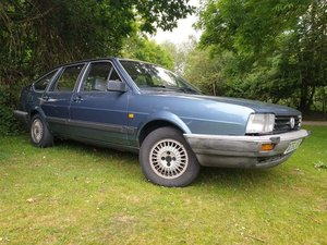 1986 Passat B2 2.0 Auto GL5