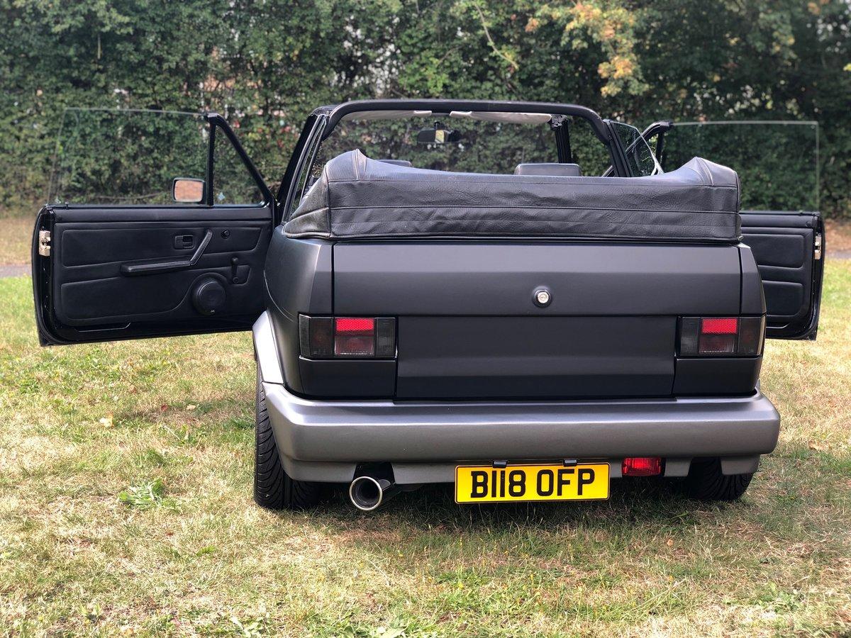 1985 Volkswagen MK 1 Golf GTI Cabriolet  For Sale (picture 4 of 6)